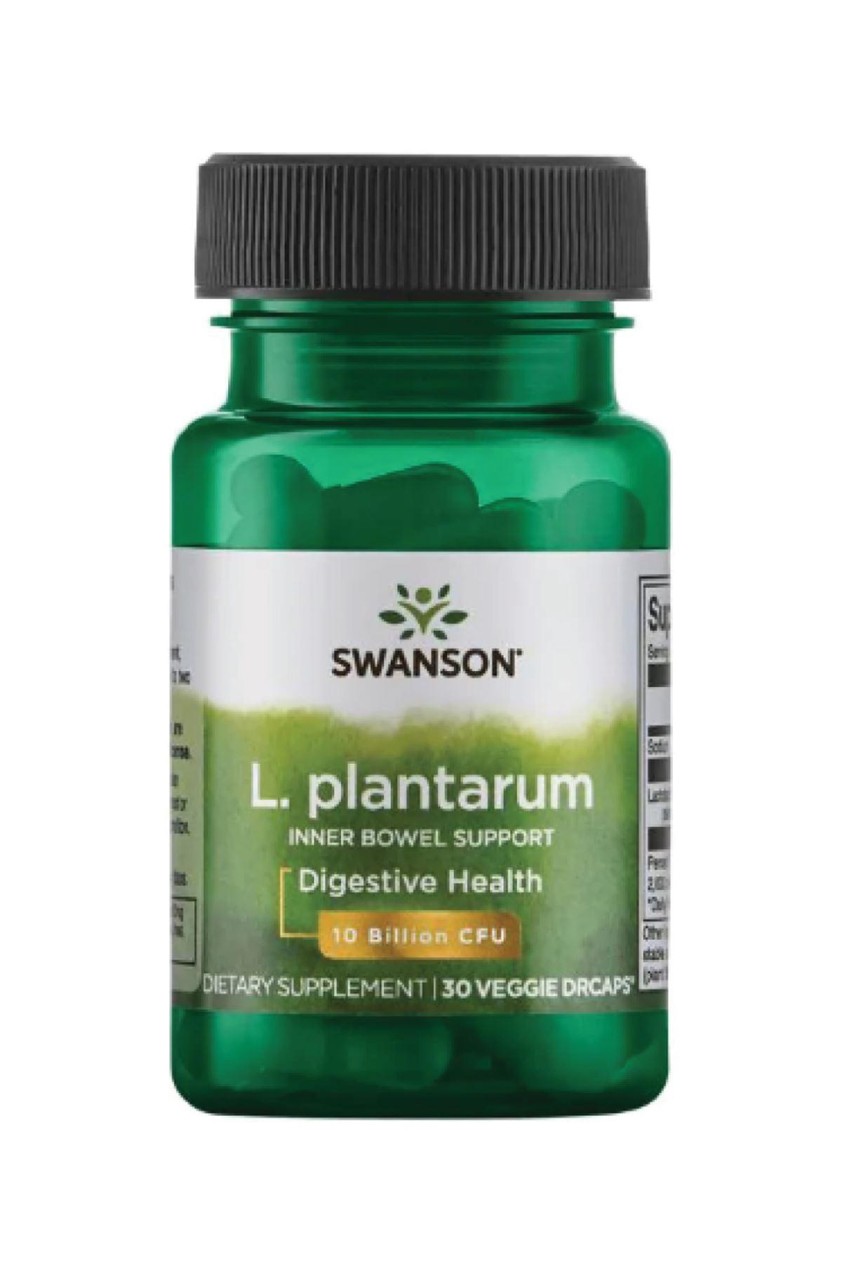 L. plantarum Probiotic