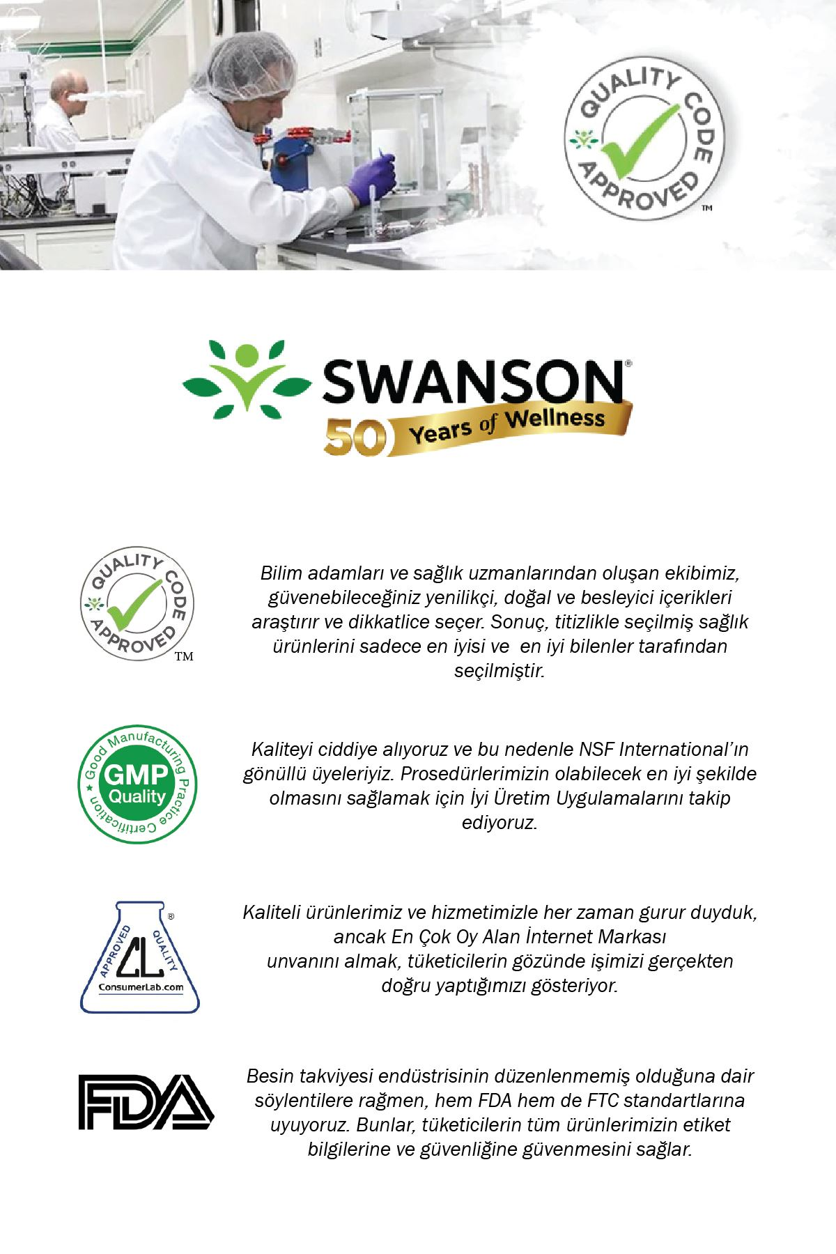 Swanson Probiotic for Daily Wellness